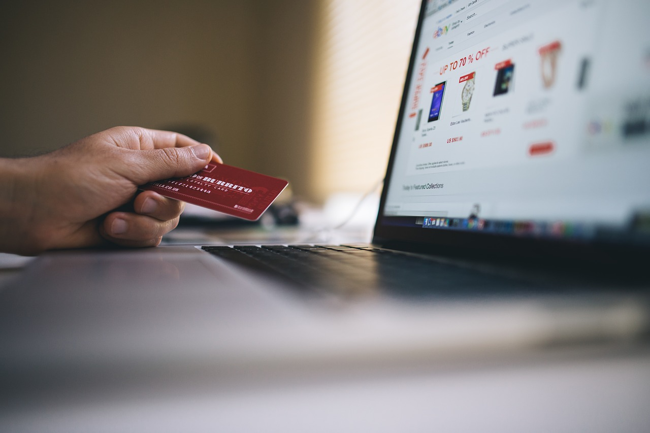 Le principe des commissions sur les ventes en ligne